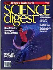 Science Digest - 1986, June - Aspirin, How to Make Money on Biotechnology