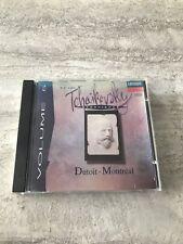 The Tchaikovsky Experience ~ Dutoit Montreal Volume 5 ~ CD Disc Rare