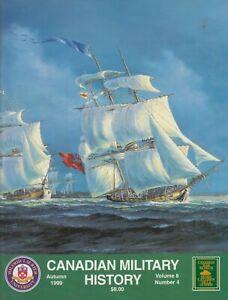 Canadian Military History Autumn 1999  - Burlington Races / Ortona / Ardennes ++