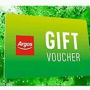 Argos Collection Code Gift Voucher Gift Card £5 Coupon - Read Description!