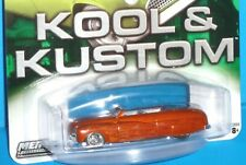 Limited Edition KOOL /& KUSTOM Hot Wheels /'49 MERC 2//4