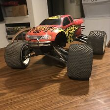 Used TRAXXAS REVO 2.5R Nitro RC Truck Car Monster Truck 1/10 4x4