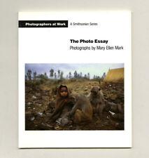 1990 Mary Ellen Mark THE PHOTO ESSAY classic 1st ed. Photojournalism PhotoBook