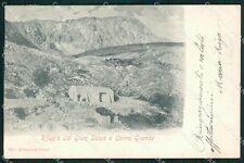 L'Aquila Gran Sasso Corno Grande Alterocca 636 cartolina XB2027