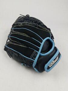 "Wilson Flash Series Softball Glove Youth 11.5"" A04RF15115 RH Throw Fastpitch"