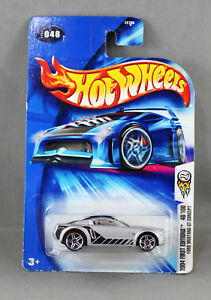 """HOT WHEELS 2004 FIRST EDITIONS 48/100 """"FORD MUSTANG GT CONCEPT"""" NEW/SEALED"""