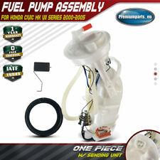 Electric Fuel Pump Assembly for Honda Civic MK VII 2000-2005 1.3L 1.4L 1.6L 1.7L