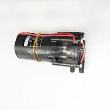 Plastic Gear Pump 12V Mini Self-Sucking Water Pump (0-100 degrees) Food-Grade