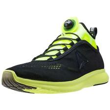 Reebok Athletic Men's Running Pump Plus Tech Sneakers SmoothFuse Training Shoes