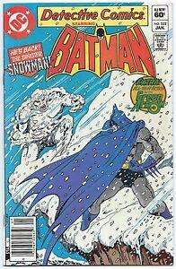 DETECTIVE COMICS #522 Jan 1983 NM- 9.2 W BATMAN VICKI VALE ROBIN APARO Cover B/O