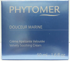 PHYTOMER Douceur Marine Velvety Soothing Cream 1.6 oz 50ml, Same Day Shipping