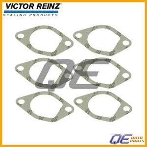 Fits: Porsche 911 930 965 Set of 6 Intake Manifold Gasket Victor Reinz 911930965