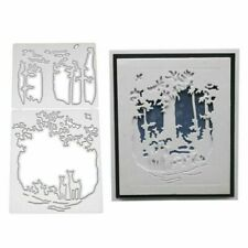 DIY Deer Metal Cutting Die Stencil Scrapbooking Album Paper Card DIY Embossing
