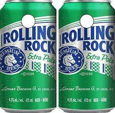 C274 Rolling Rock Cornhole Board Wrap LAMINATED Wraps Decals Vinyl Sticker