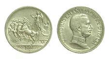 pci2466) Regno Vittorio Emanuele III (1900-1943) Lire 2 Quadriga Briosa 1915