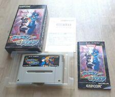 Rock Man and Forte Mega Man Rockman Nintendo Super Famicom SFC NTSC-J JAP JAPAN