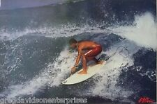 No Fear 24x36 Sunny Garcia Surfing Poster 1999 Surf Legend