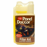 Pond Doctor Filter Aid TAP Quick Start Filter Water Bacteria Treatment Koi Fish