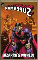 GN/TPB Superman - Bizarro's World Collected 1996 fn+ 6.5 Dan Jurgens