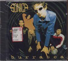 SONICA - Burrasca - CD RARO 1997 SIGILLATO SEALED