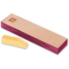 Woodworking Woodcarving Flexcut Knife Strop c/w Compound 504666 PW14 / RDGTools