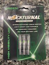 Nockturnal Lighted Nocks S - Green