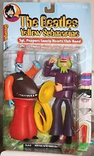 McFarlane Beatles Yellow Submarine Series 2 George with Snapping Turk New in Pkg