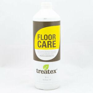 Treatex Floor Care Wood Floor Cleaner - 1L or 5L