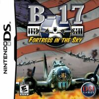 Nintendo DS B-17 Fortress In The Sky NTSC T414