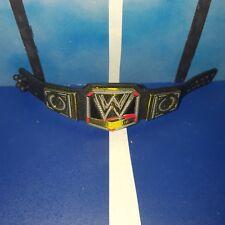 WWE Championship (2013) - Mattel Belt for WWE Wrestling Figures