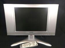 """VIZIO L13TVJ10 13"""" 720p Silver LCD TV With Remote And Stand"""