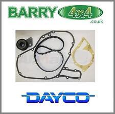 Range Rover 200tdi Timing Belt Kit Cambelt OEM DAYCO ETC8550 ERR388 barry4x4