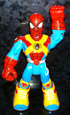 2002 PlayWell SPIDERMAN Action Figure TOY Comic Book Figurine MARVEL