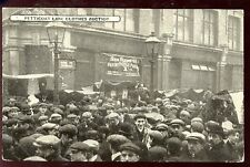 LONDON Petticoat Lane Clothes Auction early PPC Sam Rubinsteins Puzzles