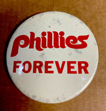 Phillies Forever Button