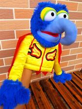 Disney The Muppet Show 38Cm Gonzo Puppets Hand Plush Stuffed Doll