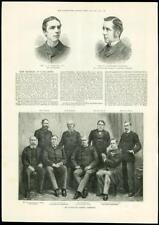 1888 - UNITED STATES AMERICA WASHINGTON FISHERY CONFERENCE NEW MP (209)