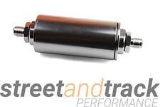 Kraftstofffilter Benzin Filter 60mm AN8 auswaschbar High Flow Tuning Motorsport