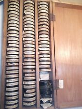 Bobine films ancien 9,5 mm métal PATHE BABY 85 référencesdisponibles