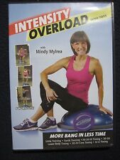 Mindy Mylrea's Intensity Overload DVD