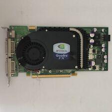 Dell T9099 Nvidia Quadro FX 3450 256 MB Dual DVI Tarjeta Gráfica PCI-E x16