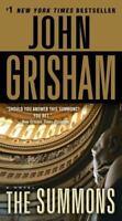 The Summons: A Novel by Grisham, John