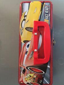 Disney Car Pencil Box