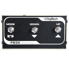 Digitech FS3X 3 - Function Foot Switch For Use With Jhe, Ex7, X