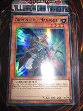 YU-GI-OH! SUPER RARE ARPENTEUR MAGIQUE TDIL-FR037 FRANCAIS EDITION 1 NEUF MINT