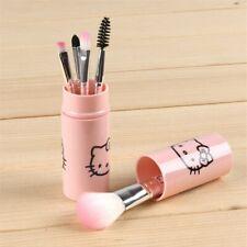 hello kitty makeup brushes 5pcs/set Eyelashes lip Brush HIGH Quality -free ship