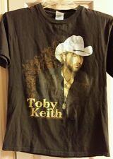Toby Keith Biggest & Baddest Tour Concert T-Shirt Adult Size Medium