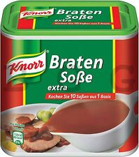 Knorr Germany - Roast Sauce Extra - 2,5 Liter Gravy - German Production