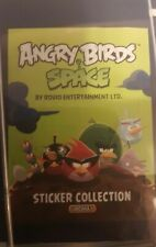 52 pochettes de stickers Angry Birds Space