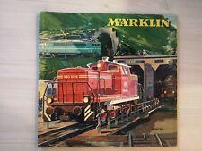 Catalogue Marklin 1963 1964 Complet en FRANCAIS
